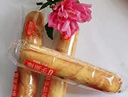 快乐小站酸奶手撕棒蔓越莓味实物展示