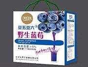 豆五豆六野生蓝莓箱装