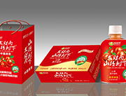发财雨山楂树下山楂果汁饮料350ml×15