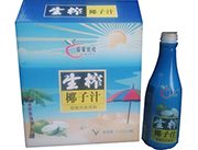 百果农生榨椰子汁海南风味1.25L×6瓶