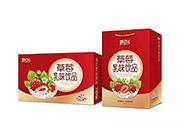 �B��R草莓乳味�品