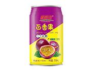 新启动百香果汁310ml罐装