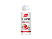 草莓奶昔酸奶�品310ml