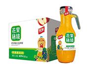 �想花果秘境�O果醋�料1.5L×6瓶
