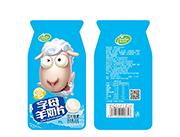 字母羊奶片压片糖果原味净含量16克