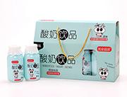 優全益濃原味酸奶飲品300g×10瓶