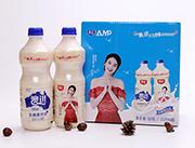 澳进乳酸菌饮品1.25L×6瓶