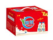 庄娃畅娃乳酸菌饮品340ml×12瓶
