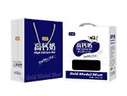 圣慕高钙奶复合蛋白饮品礼盒250ml×12盒