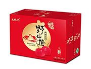 太林记山楂宝贝野山楂果肉果汁饮料380ml×15瓶