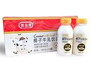 椰至尊椰子牛乳饮品