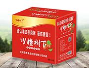川楂树下山楂果汁饮料1L×6瓶