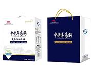 纯美滋中老年高钙复合蛋白饮品250ml×12盒