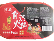 俏厨素什锦自热火锅