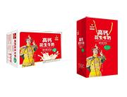 皇世高钙花生牛奶250ml×24盒