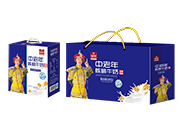 皇世中老年核桃牛奶250ml×12盒