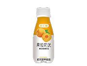 初元智养果粒奶优黄桃味饮品