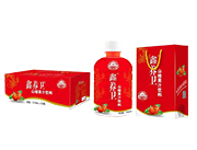 鑫养卫山楂果汁饮料组合套装