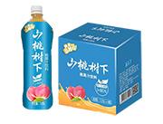 鑫养卫山桃树下桃果汁饮料