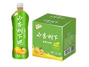 鑫养卫山杏树下杏果汁饮料