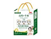 中老年高�}+牛奶蛋白�品
