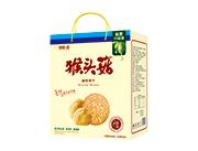 好吃一点猴头菇酥性饼干礼盒