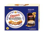 好吃一点丹麦曲奇酥性饼干特别礼盒装