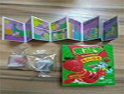 果凝卷草莓味产品展示三元系列