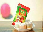 果凝卷草莓味一元系列展示