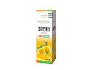 流年语特种兵生榨芒果汁饮料1L