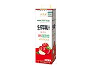 流年语特种兵生榨苹果汁饮料1L