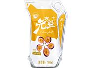 元�庖�+百香果�L味牛奶×180ml