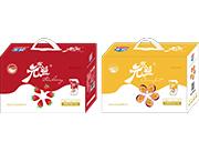 元�庖�+草莓�L味和百香果�L味牛奶180ml×12袋