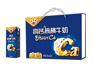 太子奶高钙核桃牛奶复合蛋白饮品250ml×12盒大木盒