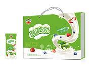 太子奶酸酪乳乳味饮品250ml×12盒木盒