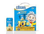 友芝友�垡蛩固�和�牛奶�品200ml×12盒