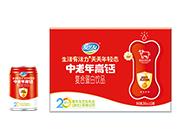 友芝友中老年高钙复合蛋白饮品240ml×16罐