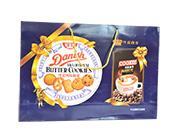丹麦曲奇1kg饼干礼盒