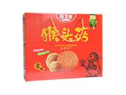猴头菇608克饼干手提礼盒
