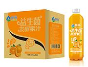 �W尚橙子�L味益生菌�l酵�秃瞎�汁�料1.5L×6瓶