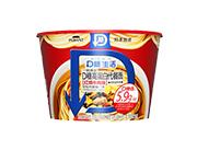 D糖高蛋白代餐面(红烧牛肉味)