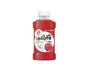 中事王屋水能杨梅果汁饮料480ml