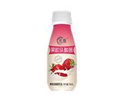 丰隆果粒乳酸菌草莓味310ml