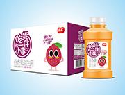 品汇百香果汁益生菌350ml箱装