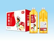 品汇苹果醋果汁饮料箱装