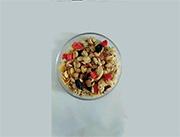 水果谷物燕麦片