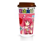 百�魔仙牛乳茶80g(粉)
