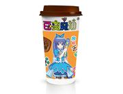 百�魔仙牛乳茶80g(�S)