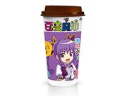 百�魔仙牛乳茶80g(紫)