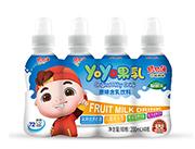 YOYO果乳 原味 瓶�b